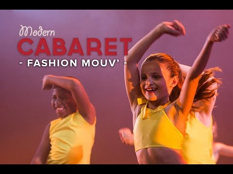 En Mouvance - Modern Cabaret - Fashion Mouv