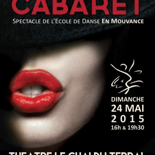 Affiche Spectacle Modern Cabaret