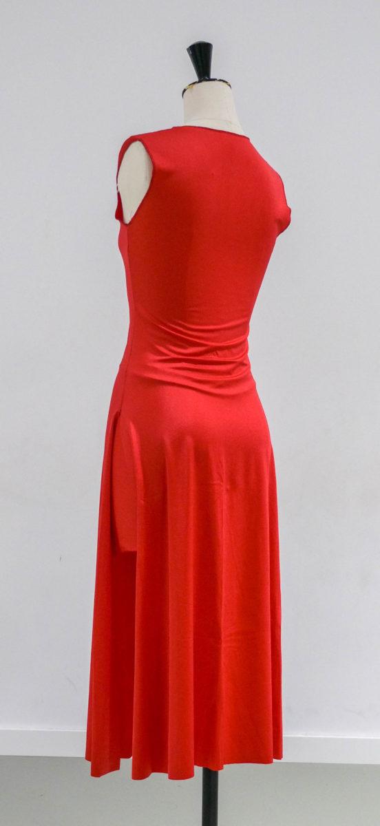 Robes rouges fendues (x6) 2