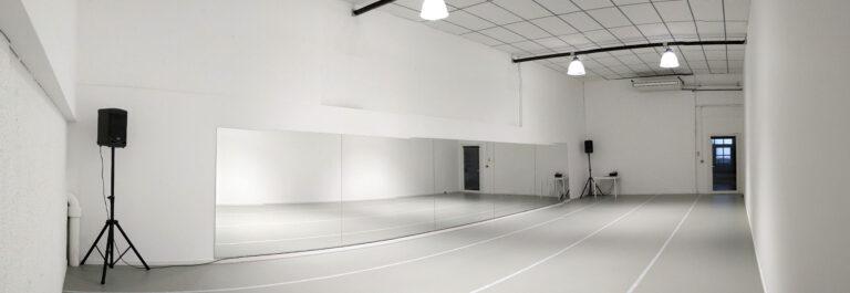 Salle de danse à louer 75m2