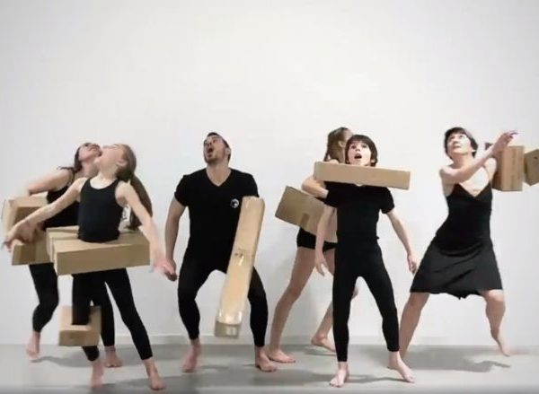Teaser vidéo de Cardboard - Spectacle de danse En Mouvance 2018 3