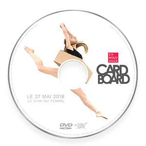 DVD Spectacle Cardboard
