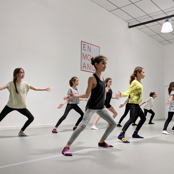 Stage de danse enfants
