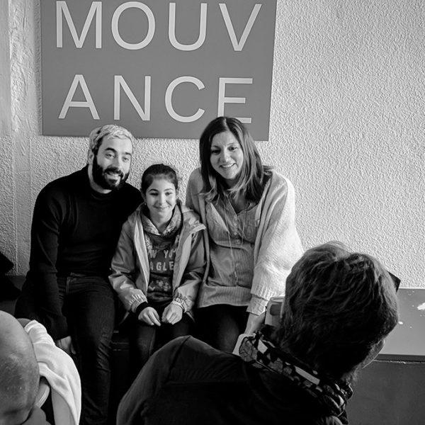 stage de danse En Mouvance Mars 2018 5
