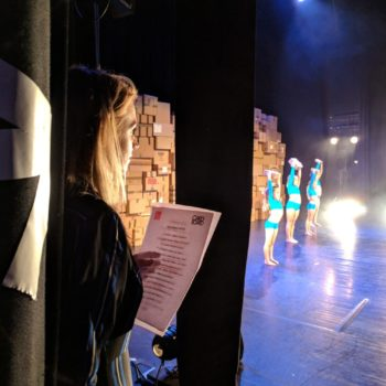 CARDBOARD, un spectacle de danse pas en carton 1