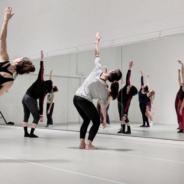 danseurs En Mouvance