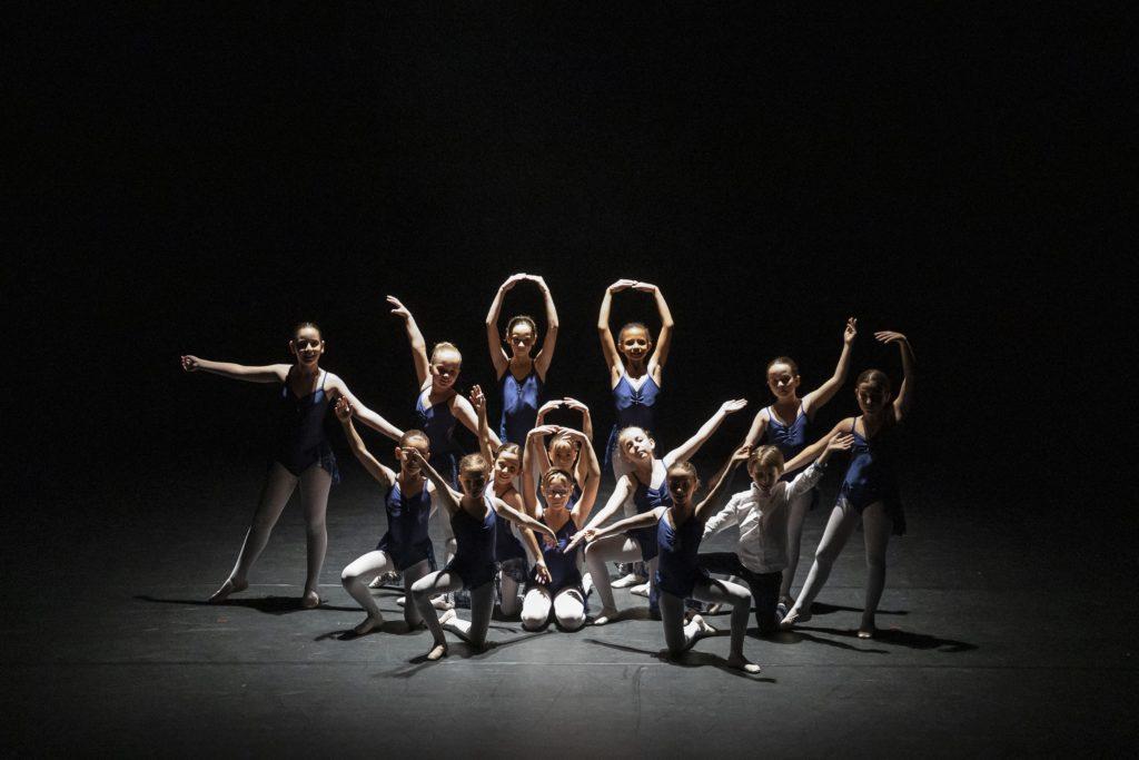 cours de danse pour les enfants - classique