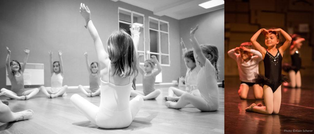 Cours de danse pour les enfants - eveil et initiation a la danse