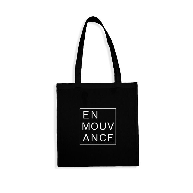 TOTE BAG En Mouvance