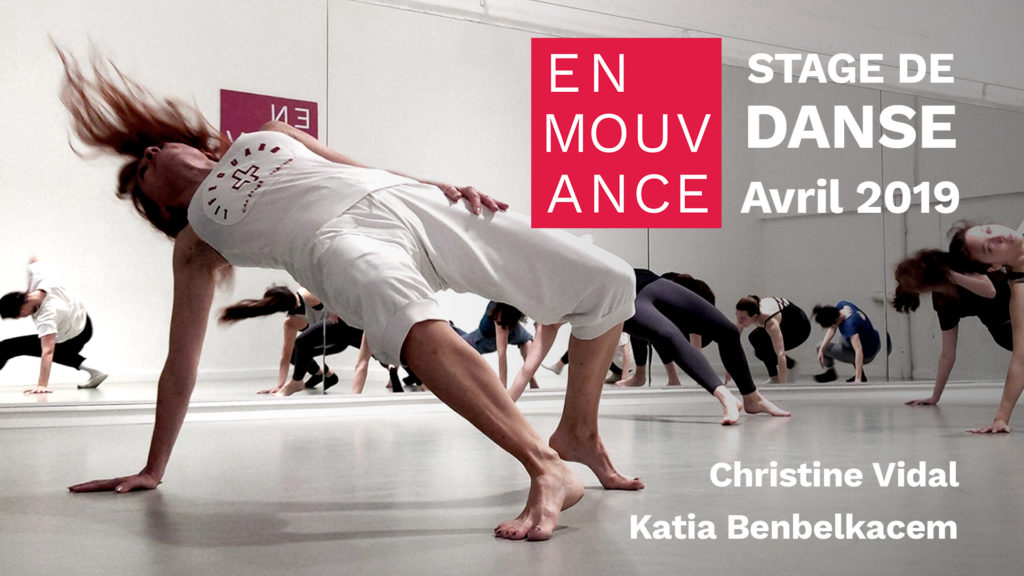 stage de danse avril 2019