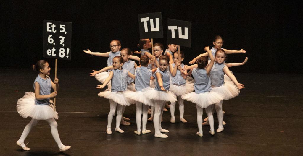 cours de danse pour les enfants - Eveil Initiation - ©Photo Alain Scherer