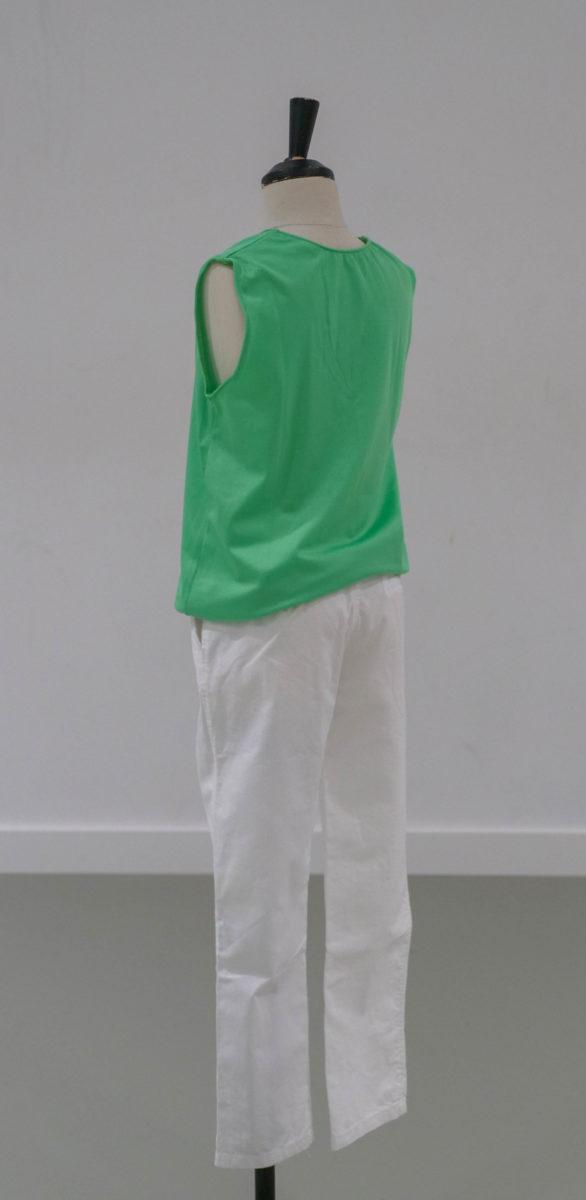 Débardeur vert et jaune (x 3) 3