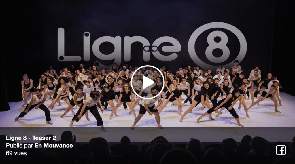 spectacle de danse Ligne 8 Teaser
