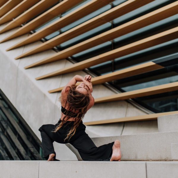 Claire Angibeau Modern Jazz