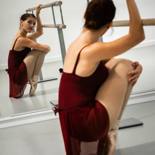 alexandra Gout - professeure de danse classique