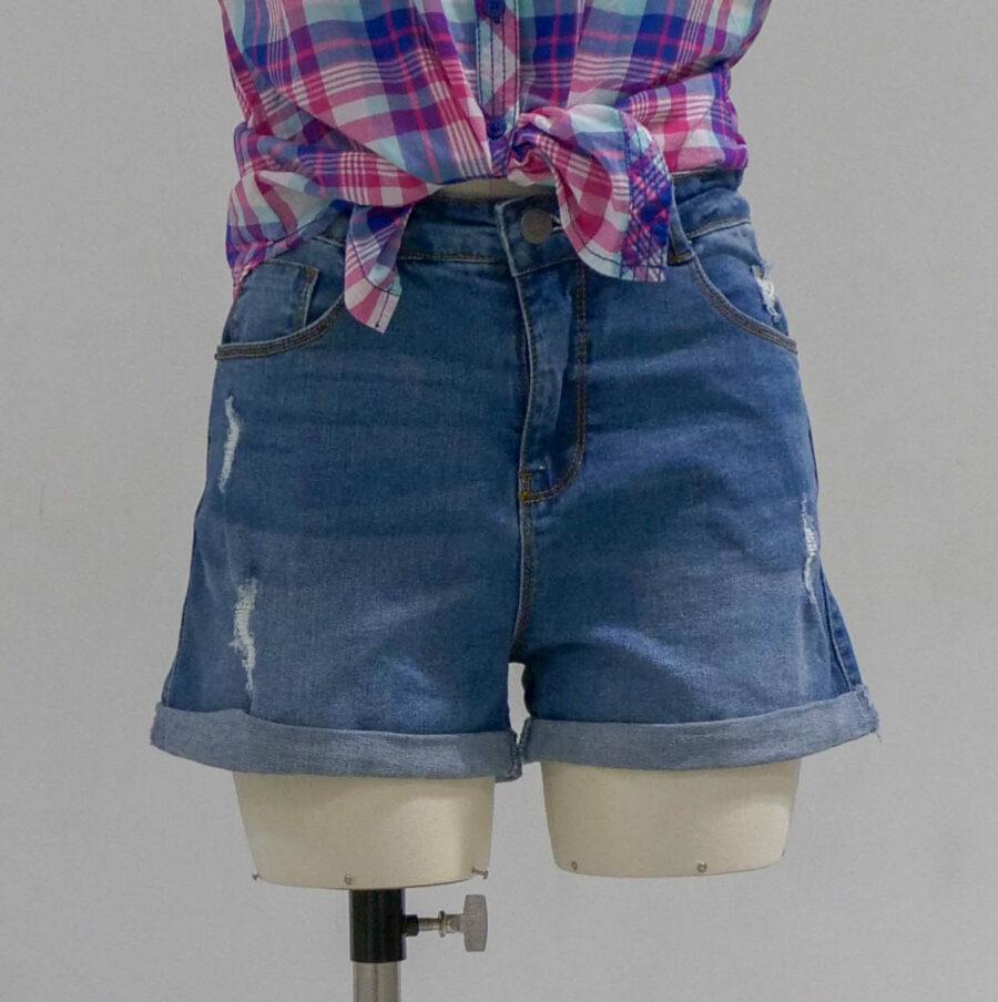 Short en jean ( x 13) 4